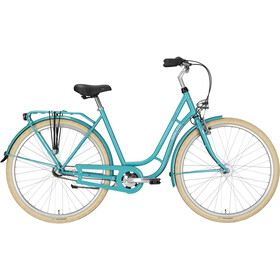 Excelsior Swan-Retro 3-speed TSP, ocean green